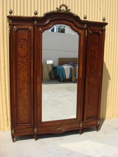 armoires | Antique Armoires, Antique Wardrobes, Antique Bedroom Furniture ...