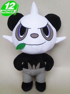 Pokemon Pancham Plush Doll PNPL9168