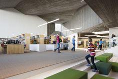 Galería de Biblioteca en Seinäjoki / JKMM Architects - 11