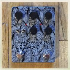 smallsound/bigsound Team Awesome Fuzz Machine