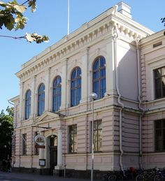 Panimoravintola Koulu is a Finnish brewery restaurant in the city of Turku. Koulu is the largest brewery restaurant in Finland and it is situated in a former Neo-Renaissance -style school building from 1889 by architects L. I. Lindqvist and Bruno Granholm.