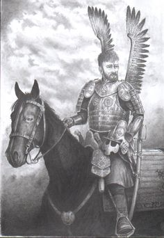 Husarz ( Polish elite cavalry) by matej16 on DeviantArt