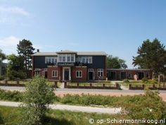 Appartement Zuster Wil in It Aude Kolonyh�s op Schiermonnikoog