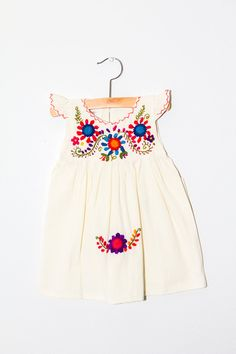 Lulu Dress in Ivory | Toddler
