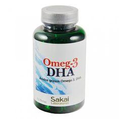 Omega 3 DHA de Sakai es una fuente concentrada de ácidos grasos omega 3, en especial DHA, para suplementar la dieta en circunstancias fisiológicas.