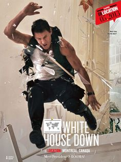channing in white house down