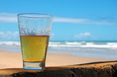 """""""The Best Craft Beer For All Your Summertime Hijinks"""" via The Full Pint - While it's true that there's a beer for every season, beer and summer go together best. Whether you're hitting the beach, heading to a backyard pool party, or just looking to cool off during the dog days, there is myriad of summer-friendly beer styles to fuel your summertime vibes."""
