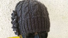 Lana, Knitted Hats, Knitting, Etsy, Vintage, Fashion, Winter Time, Tricot, Moda