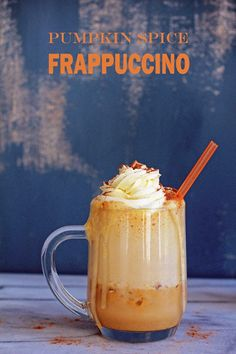 "This is one yummy looking Frappuccino and may just make say "" Bye Starbucks!"