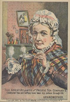 Great Atlantic and Pacific Tea Company by Miami U. Libraries - Digital Collections, via Flickr