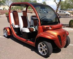 Golf Cart Discover Custom Gem car by Innovation Motorsports Gem Cars, Custom Golf Carts, Beach Buggy, Electric Motor, Concept Cars, Cool Toys, Recreational Vehicles, 4x4, Mobility Scooters