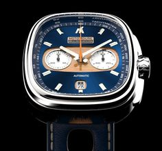 Vintage Watch Moto Koure MK I Watches Watch Releases Rolex Watches For Men, Vintage Watches For Men, Luxury Watches For Men, Sport Watches, Cool Watches, Men's Watches, Elegant Watches, Casual Watches, Beautiful Watches