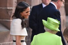 The Immediate Bond Between the Queen and Meghan Markle Is Clear For All to See