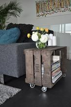 DIY Awesome Rustic Wooden Crates Projects Here we are with another DIY solution that you will love. We will present you DIY projects with wooden crates. They are so simple to be made and at the sam Wooden Crates Projects, Old Wooden Crates, Pallet Projects, Wooden Sheds, Wooden Crafts, Pallet Ideas, Crate Bookcase, Crate Shelves, Pallet Shelves