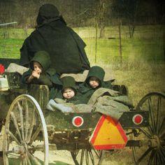 Visiting the Amish