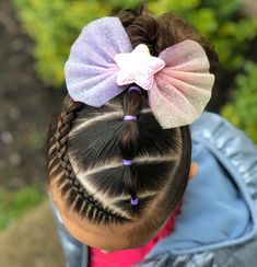 Likes, 61 Comments - Amber 🎀🌸💜 Toddlerhaircreations (Toddlerhairc. Likes, 61 Comments - Amber 🎀🌸💜 Toddlerhaircreations (Toddlerhairc. Box Braids Hairstyles, Lil Girl Hairstyles, Girls Natural Hairstyles, Kids Braided Hairstyles, Princess Hairstyles, Black Girl Short Hairstyles, Toddler Hairstyles, Hairstyles 2018, Updo Hairstyle