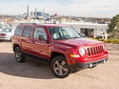 2015 Jeep Patriot SUNROOF