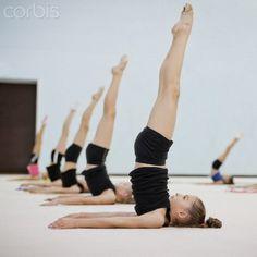 Rhythmic Gymnastics Training | Rhythmic gymnastics