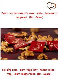 17. day - Handmade chocolate quotation #smilebrand #smilechocolate #mosolycsoki #quotations #smile #happiness #boldogság #csoki #csokoládé #quotes #handmade #seventeenthday #drseuss Dr. Seuss, Chocolate, Essie, Cereal, Breakfast, Advent Calendar, Food, Morning Coffee, Advent Calenders