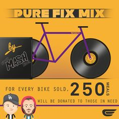 Pure Fix + Super Mash Bros. = Pure Fix Mix | Pure Fix Cycles