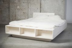 EU | ekomia | furniture & soft furnishings$$$ Minimalist Chest Of Drawers, Bed Design, Bed, Furniture, Beautiful Bedroom Furniture, Minimalist Bed, Furniture Making, Bedroom Furniture, Headboards For Beds