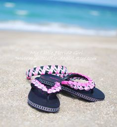 Boutique flip flops & such for your little by MyLittleFloridaGirl