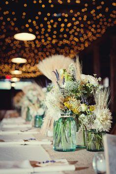 Wheat-Wildflowers-Mason-Jars