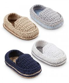 Jefferies Socks Loafer Bootie Source by Ok Erin we gotta find these they were approved.Crochet baby booties are all the craze with mothers these days. View our large selection of crochet booties here!Adorable crochet baby booties for boys and girls. Booties Crochet, Crochet Baby Sandals, Crochet Baby Clothes, Crochet Shoes, Baby Shoes Pattern, Shoe Pattern, Baby Patterns, Crochet Patterns, Pattern Sewing