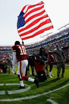 Robert Griffin III / Washington Redskins