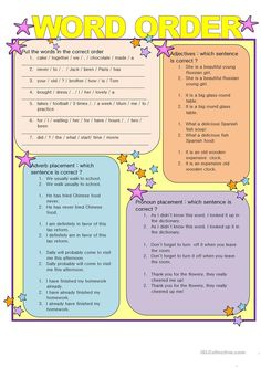 spelling for kids worksheet - Free ESL printable worksheets made by teachers Grammar Chart, Grammar Tips, Grammar Worksheets, Printable Worksheets, Printables, English Words, English Grammar, Teaching English, Learn English