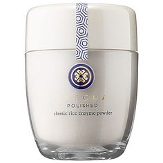 Shop Tatcha's Polished Classic Rice Enzyme Powder at Sephora. This creamy, water-activated exfoliant polishes skin daily for a radiant finish.