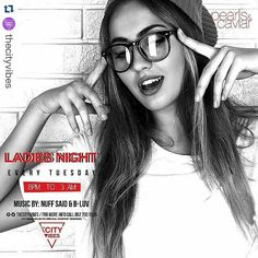 #Repost @thecityvibes with @repostapp  Glamour Style and Groovy beats thats what we aim for at  The City Vibes -Ladies Night @ Pearls&Caviar Shangri La hotel Tonight  @dj_bluv & @dj_nuffsaid supplying the tunes for tonight  This date kick-starts when the clock strikes 9pm! -Free Drinks for the ladies  For Bookings: 052 700 50 15  #dj #life #djlife #Abudhabi #myabudhabi #inabudhabi #simplyabudhabi #dubai #uae #Emirates #nightlife #fashion #motivation #fitness #me  #party #club #drinks #fun…