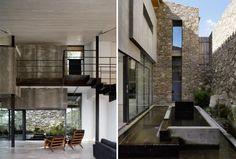 Ábaton, Delood, Architecture