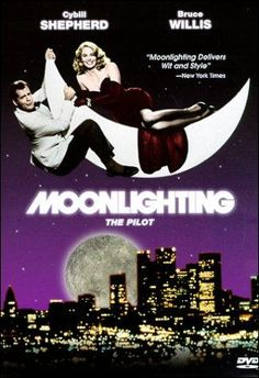 Moonlighting - The Pilot Episode dvd Cybill Shepherd, Bruce Willis, 80 Tv Shows, Movies And Tv Shows, Moonlighting Tv Show, 1970s Movies, Vintage Tv, Cartoon Tv, Film Serie