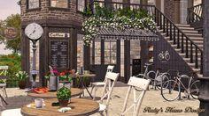 Ruby's Home Design 璐比的房屋: Sims3 Urban Living 城市生活