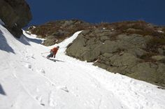 Steep Skiing in New Hampshire's White Mountains - REI Blog