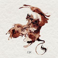 elk64-sketch: Drawing with headache is not easy >__> My FB fanpage: https://www.facebook.com/elk64
