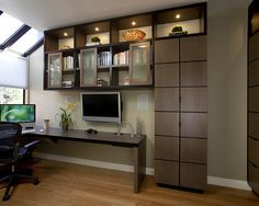 Home Office Den Computer Design, Pictures, Remodel, Decor and Ideas - page 3