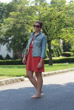 Living After Midnite: Little Red Dress by jackiegiardina ft. @Gap @Target @Old Navy @Forever 21