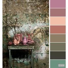 Colour Pallette, Color Palate, Colour Schemes, Color Combos, Color Patterns, Room Colors, Paint Colors, Living Colors, Color Studies