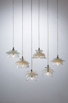 If you are looking for Upcycled Lighting, You come to the right place. Here are the Upcycled Lighting. This post about Upcycled Lighting was posted under the Industrial . Cool Lighting, Lighting Design, Pendant Lighting, Best Desk Lamp, Deco Luminaire, Lamp Shades, Vintage Diy, Hanging Lights, Light Fixtures