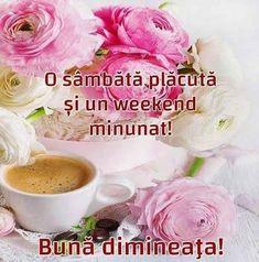 Imagini buni dimineata si o zi frumoasa pentru tine! - BunaDimineataImagini.ro Good Morning, Vegetables, Religion, Coffee, Floral, Quotes, Flowers, Folklore, Hapy Day