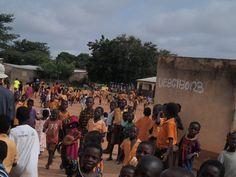 Upper East Ghana, Vea; RL Missions; Be the Change; VBS; Soccer time