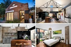 This Old Ambulance Station Has Been Transformed Into A Contemporary Home