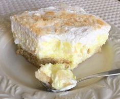 The lamb's toast with toast! Greek Sweets, Greek Desserts, Summer Desserts, Easy Desserts, Jello Recipes, Sweets Recipes, Baking Recipes, Greek Yogurt Cheesecake, Low Calorie Cake