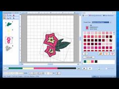 ▶ Brother PED-Basic Software for Downloading Embroidery Designs - YouTube