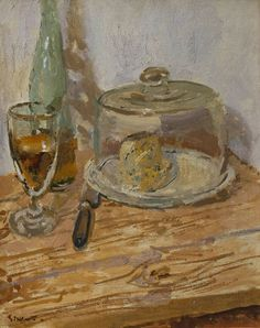 Walter Richard Sickert        Roquefort c.1919-20