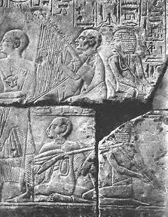 Necropolis  Saqqara  Egypt