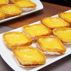 hong kong egg tarts!!!! dim sum!!!