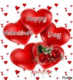 Valentines Greetings For Friends, Happy Valentines Day Quotes Love, Happy Valentine Images, Happy Birthday Cake Images, Valentines Day Dinner, Valentine Greeting Cards, Happy Friendship Day, Valentine's Day Quotes, Creations